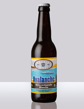 Avalanche :  bière artisanale Kanahabeer